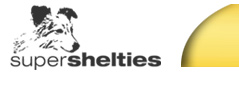 SuperShelties Logo